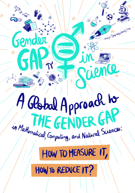 Cover Gender Gap in Science