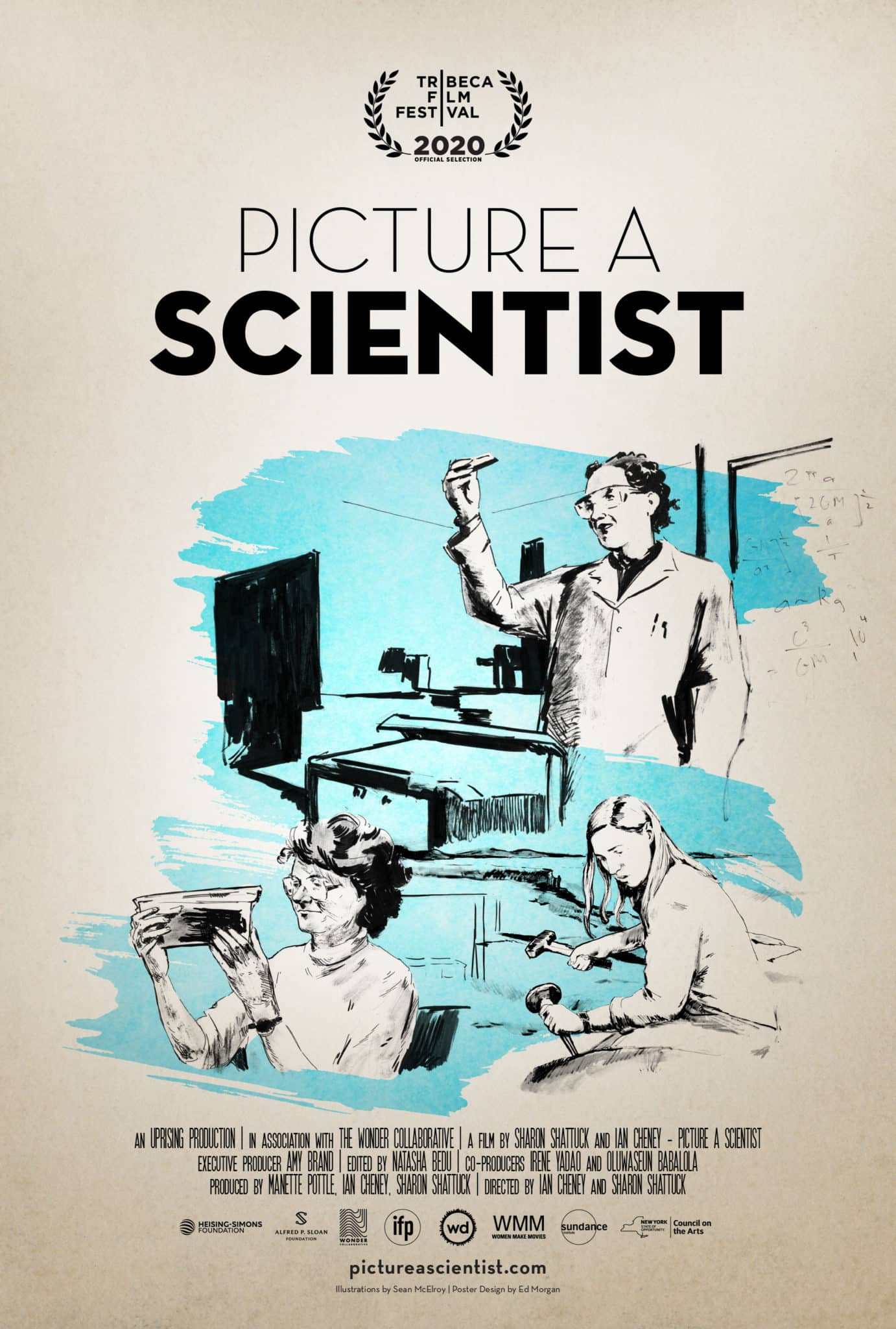 Poster of Picture a Scientist